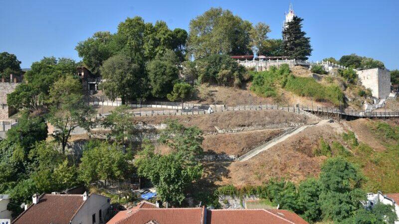 Osmanlı'nın ilk sarayı… Bursa'da tarih gün yüzüne çıkarılıyor
