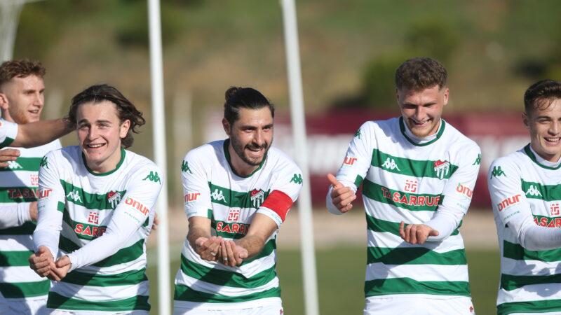Bursaspor ligde dönüm maçına çıkıyor… Var mısın yok musun?