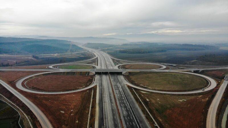 Kuzey Marmara Otoyolu'nun tamamı açılıyor