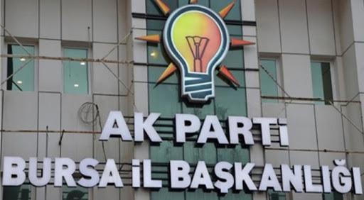 AK Parti Bursa İl Başkanı belli oluyor… 6 aday cumartesi günü Ankara yolcusu…
