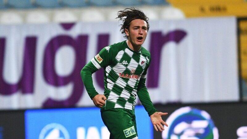 Bursaspor'dan flaş Ali Akman kararı…