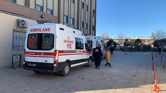 Soba zehirlenmesi: 4 kişi hastaneye kaldırıldı