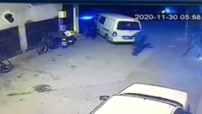 Yer: Bursa… Arabasını çalan hırsızı böyle kovaladı