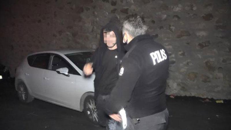 Bursa'da akıl almaz olay! 3 günde 2'nci kez polise yakalandı