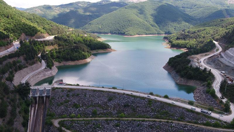 Bursa'nın suyu tehdit altında