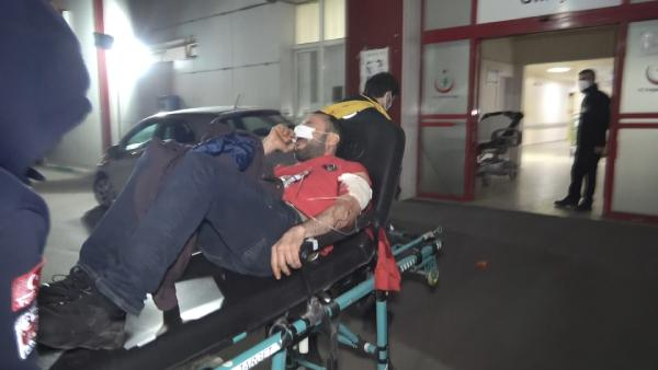 Bursa'da kanlı kavga