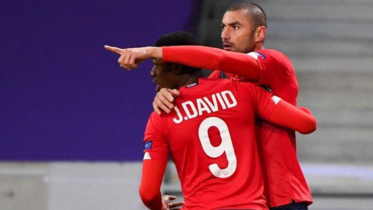 UEFA Avrupa Ligi'nde 5. hafta bitti! İşte tur atlayan takımlar…