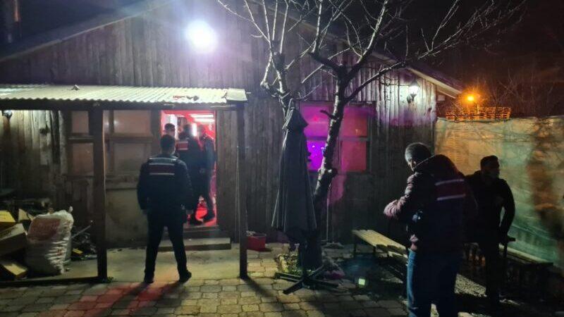 Yer: Bursa… Bağ evini restorana çevirmişler