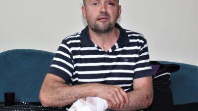 Bursa'da gaziyi darp eden 3 sanığa 2,5 yıl hapis cezası