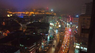 Bursa'da trafik yoğunluğu! Kritik saat öncesi…