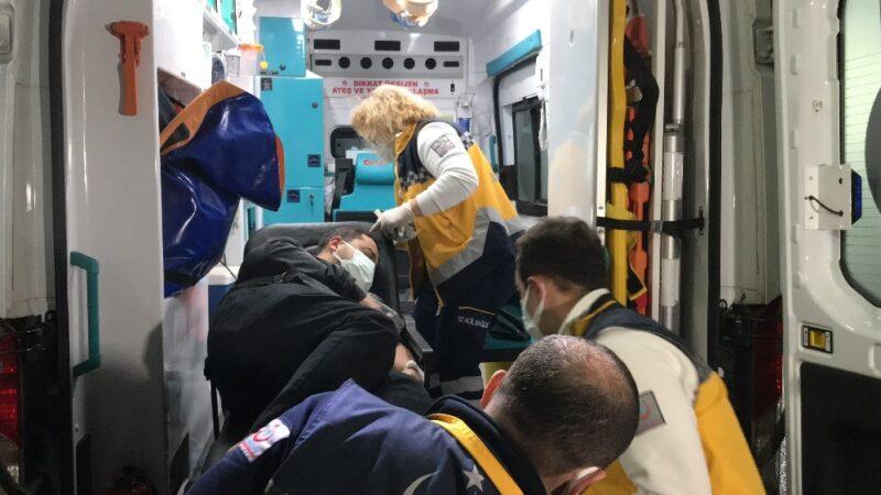 Bursa'da sahte içkiden bir kişi hastaneye kaldırıldı
