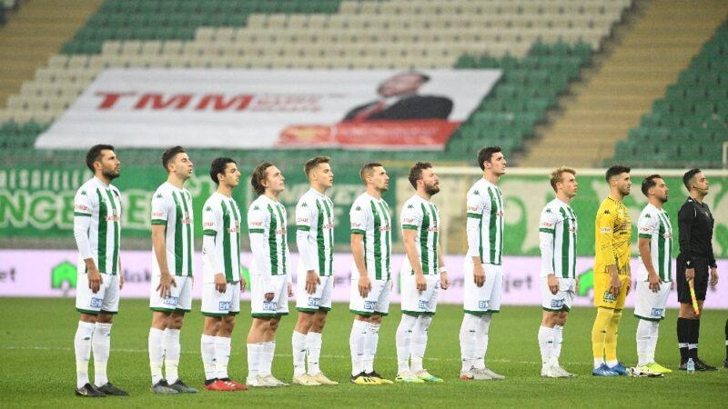 Bu futbol Bursaspor'a yakışmadı!