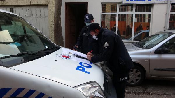 Bursa'da kapalı olması gerekiyordu! Yakalandıklarında şoke oldular