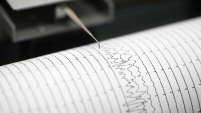 Elazığ'da üst üst deprem! Bu kez 4,2 büyüklüğünde…