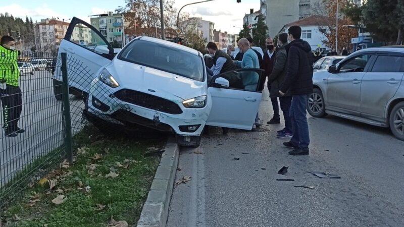 Yer: Bursa… Ölüm direksiyon başında yakaladı
