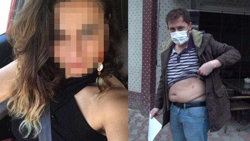 Doktor kadın, kocasına koronavirüs bulaştırmaya çalıştı
