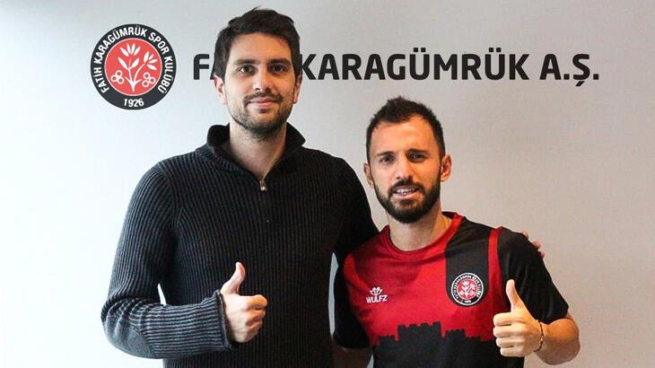 Emre Çolak Süper Lig'de! İşte yeni takımı…