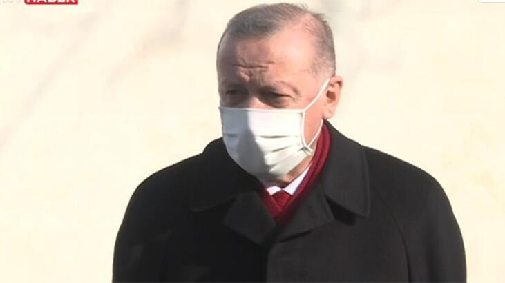 Cumhurbaşkanı Erdoğan'dan yılbaşı kutlama uyarısı…