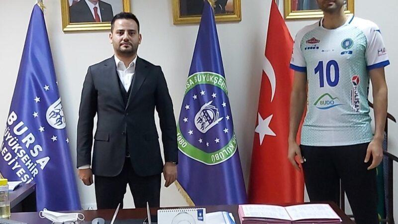 Erkekler Voleybolda Dünya MVP'si Büyükşehir Belediyespor'da