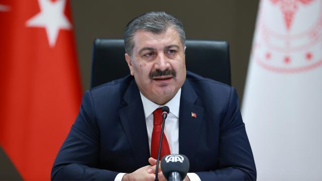 Çin aşısının Türkiye'ye gelişi ertelendi…