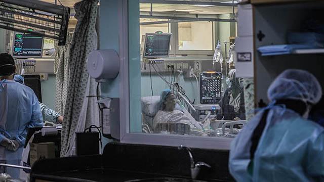 Filistin'de koronavirüs vaka sayısı 131 bini aştı