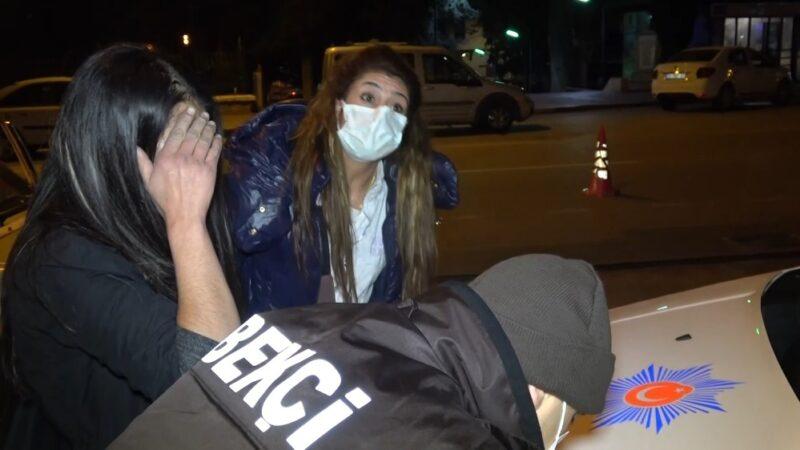 Bursa'da genç kız kısıtlamada 3.kez yakalandı: 'Hep merak ediyordum, işte o an bu an '
