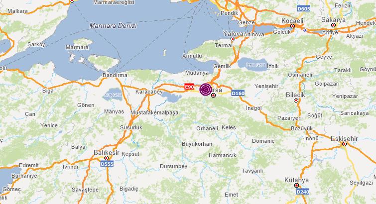 Bursa'da korkutan deprem! Uzman isimden değerlendirme