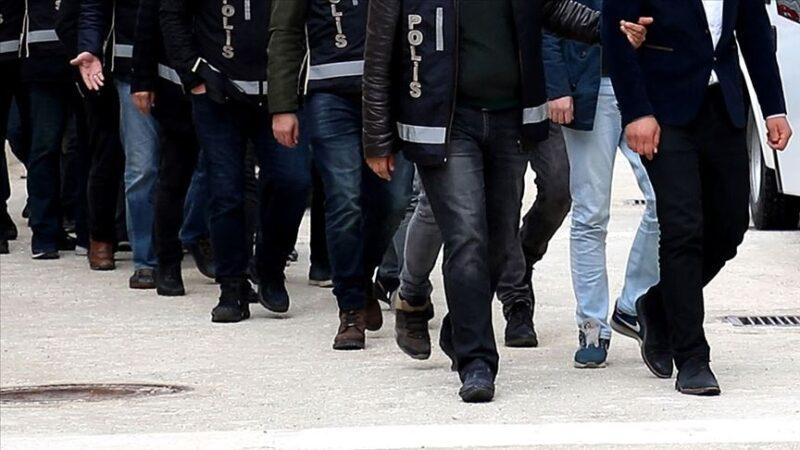 Bursa merkezli dev operasyon: 53 gözaltı