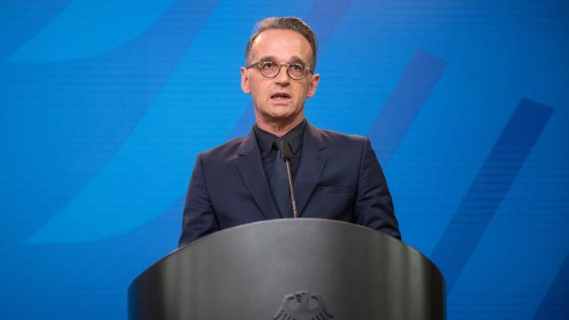 Alman bakandan 'Türkiye'ye ambargo' açıklaması