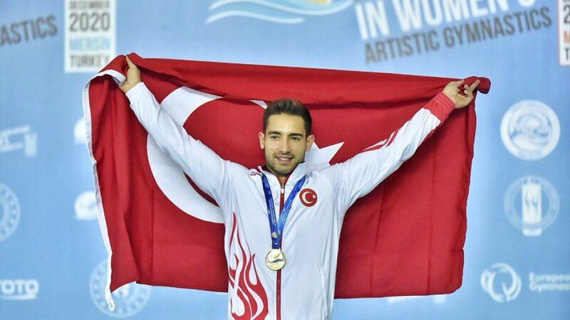 Cimnastikte ilk şampiyonluk! İbrahim Çolak tarihe geçti…