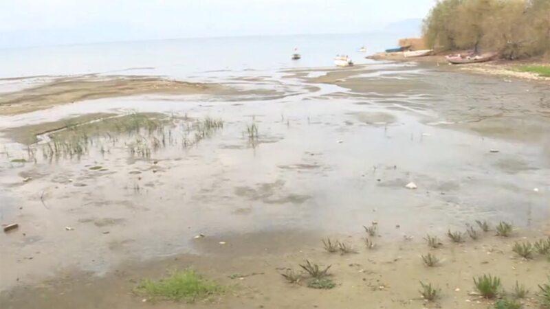 Kuraklık İznik Gölü'nü de vurdu: Su seviyesi 1 buçuk metre düştü