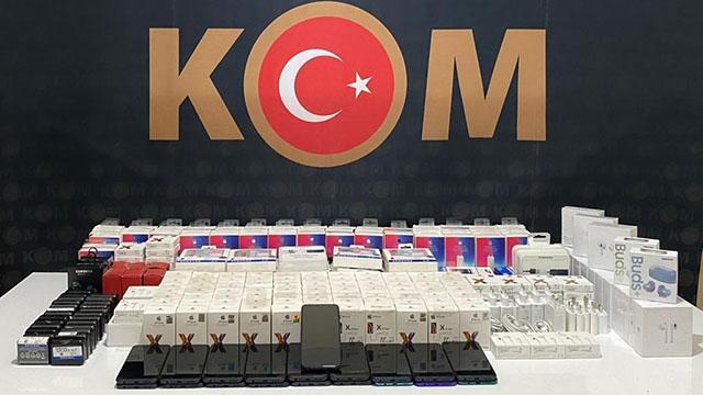 Şırnak'ta kaçakçılık operasyonu: 40 gözaltı
