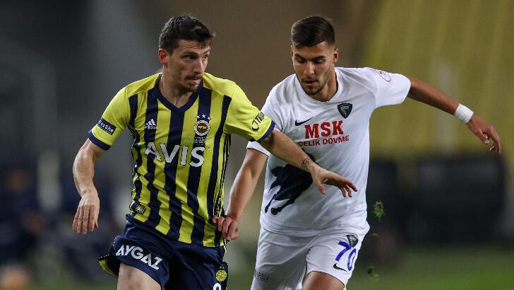 Karacabey direndi ama Fenerbahçe'yi yıkamadı! Bakın tek golü kim attı?