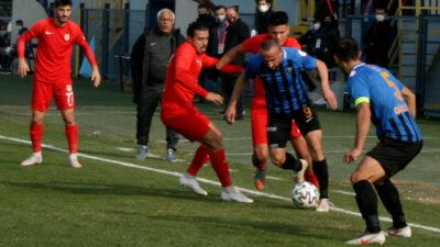 2.Lig ekibi Karacabey bir attı 3 aldı! Üst sıralara tutundu…