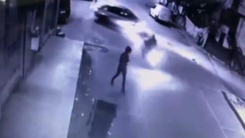 Bursa'da feci kaza! Motosiklet sürücüsü…