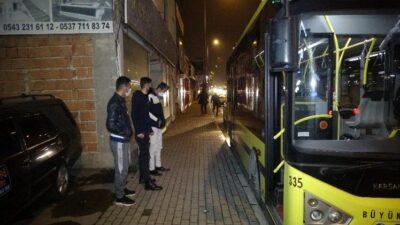 Kısıtlamada Kahramanmaraş-Bursa yolculuğu pahalıya patladı!