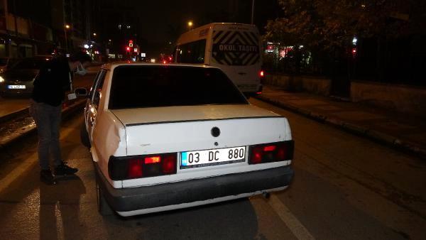 Yer: Bursa… Polisten kaçamadılar!