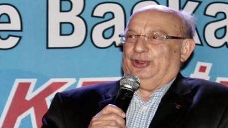 Eski Turizm Bakanı korona kurbanı!