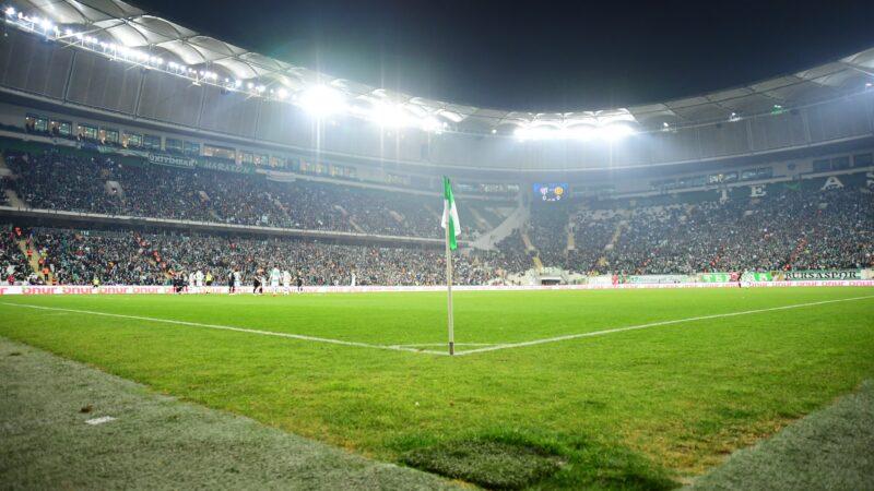 Bursaspor'da elektrik krizi!