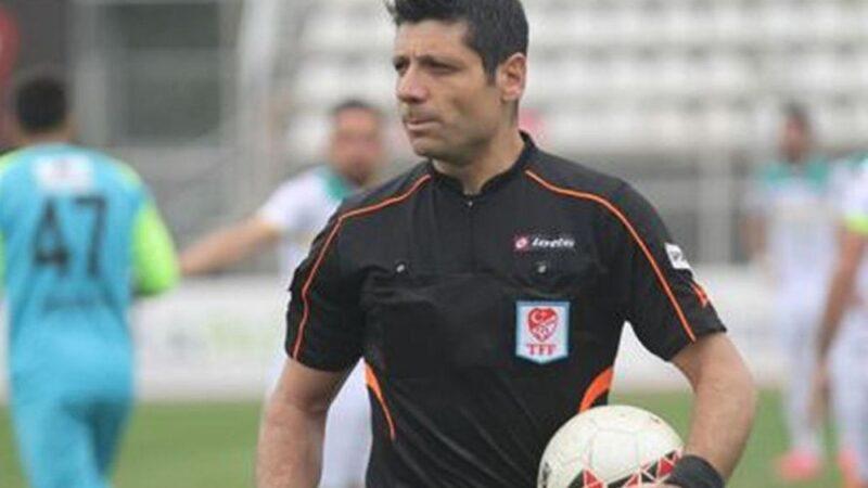 Kupa hakemleri açıklandı! İşte Bursaspor maçına atanan isim!