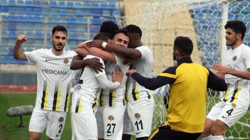 1.Lig erteleme maçında hükmen şoku! Sevinçleri yarım kaldı…