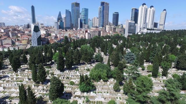 Karaborsaya düştü! 2 milyon liraya mezar yeri satıyorlar
