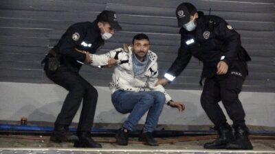 Bursa'da polisi seviyorum dedi, 3 bin 186 TL para cezası yedi
