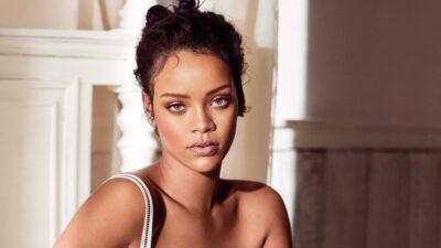 Rihanna böyle yakalandı