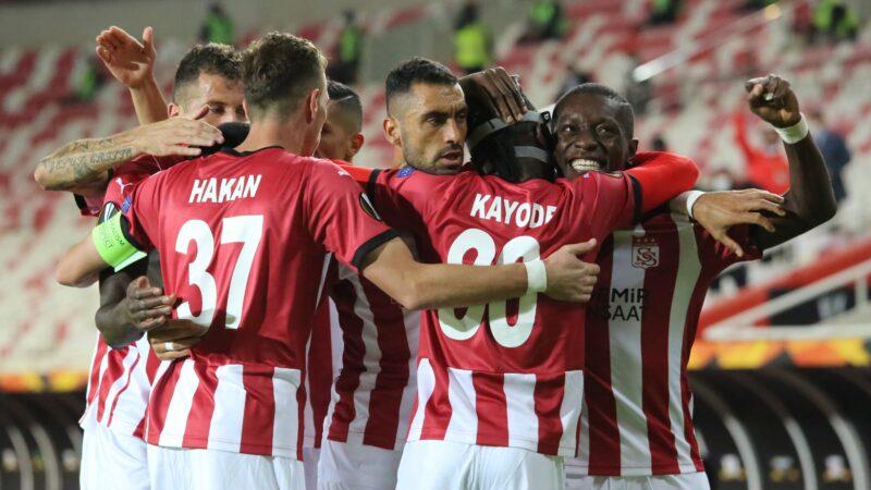 Sivasspor İsrail'de tur peşinde! İşte Avrupa Ligi'nde günün programı…