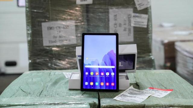 66 bin tablet bilgisayar daha dağıtılacak