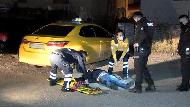 Kılıçla taksi durağına saldıran kişi serbest bırakıldı