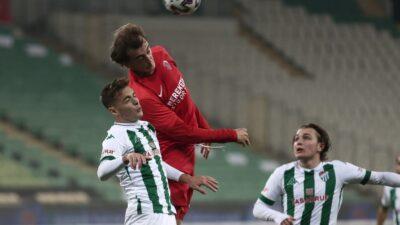 Ali Akman gol orucunda! 4 haftadır suskun…