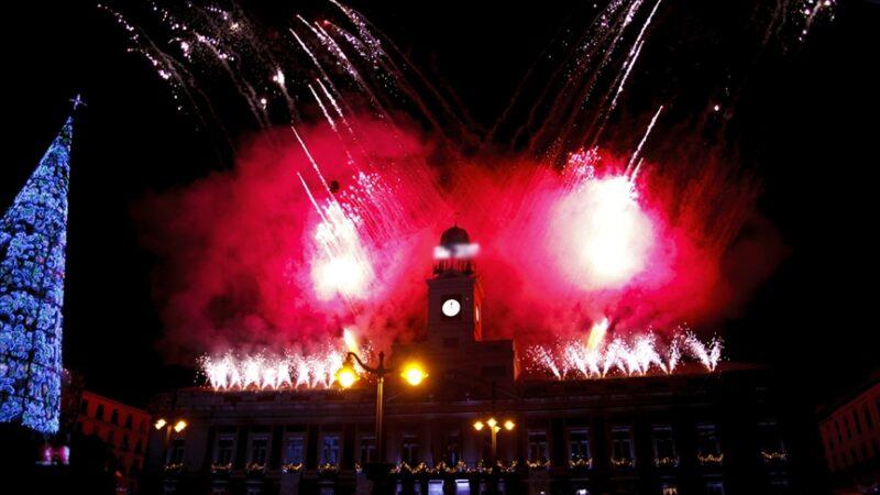 İspanya'nın asırlık yılbaşı kutlama geleneği Kovid-19 darbesi
