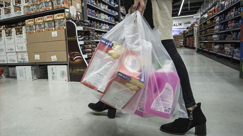Plastik poşetin yeni yıldaki ücreti belli oldu